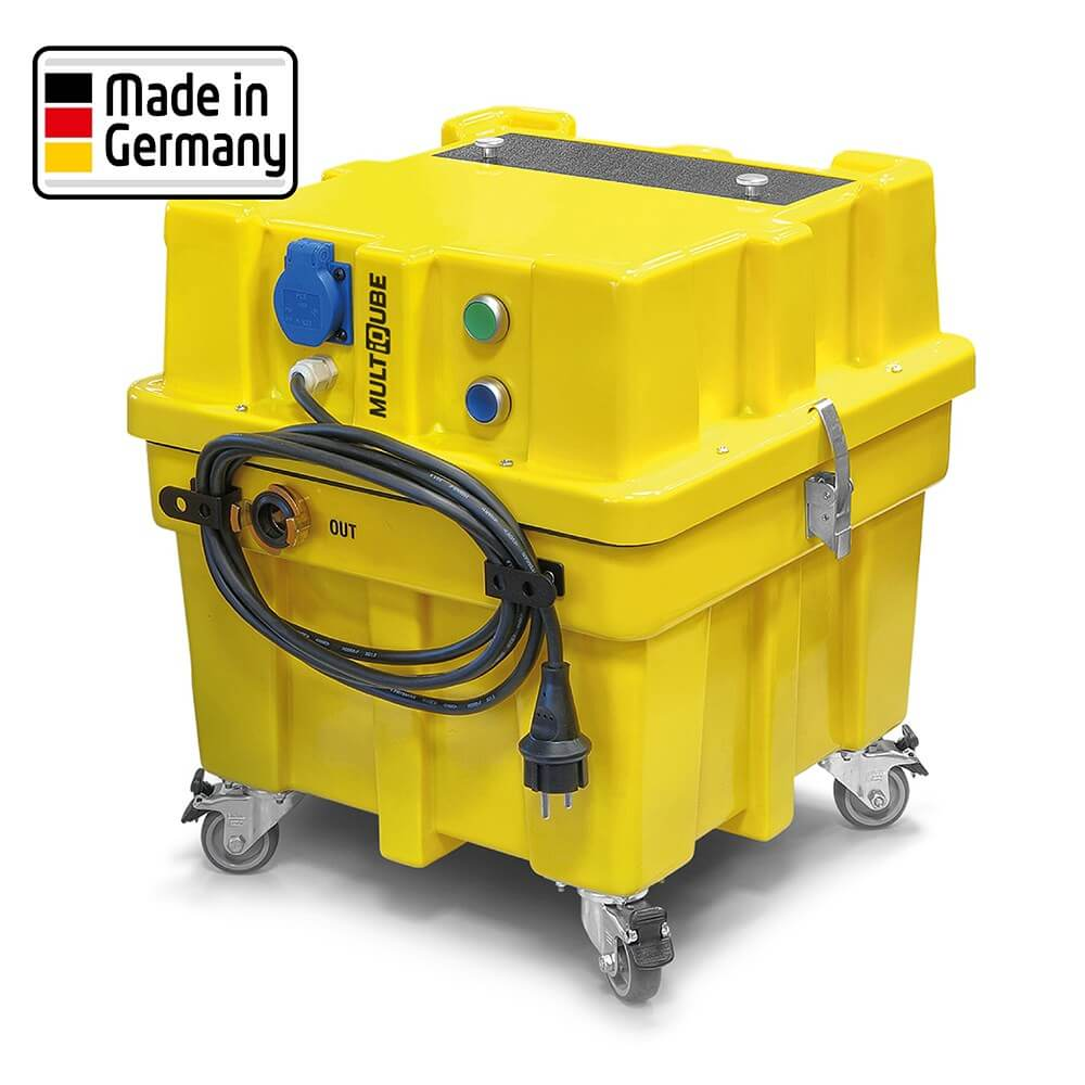 Separator de apa WA 4i MultiQube