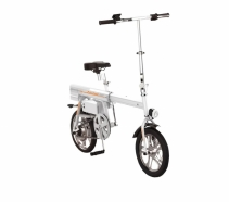 Bicicleta electrica foldabila Airwheel R6 White