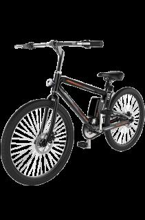 Bicicleta electrica foldabila Airwheel R8 Black