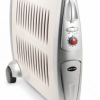 Calorifer Electric cu Bloc Ceramic si Umidificator Supra Ceramino 2000W