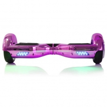 Hoverboard Koowheel S36 Purple Chrome 6,5 inch
